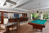 How to Transform Your Garage into a Man Cave  Djordje ...