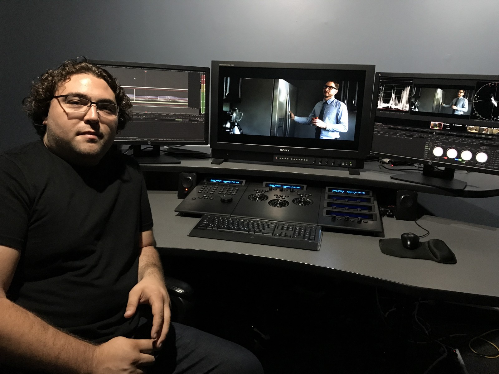 Post Production Los Angeles Francisco Lorite Freelance Film Colorist Los Angeles