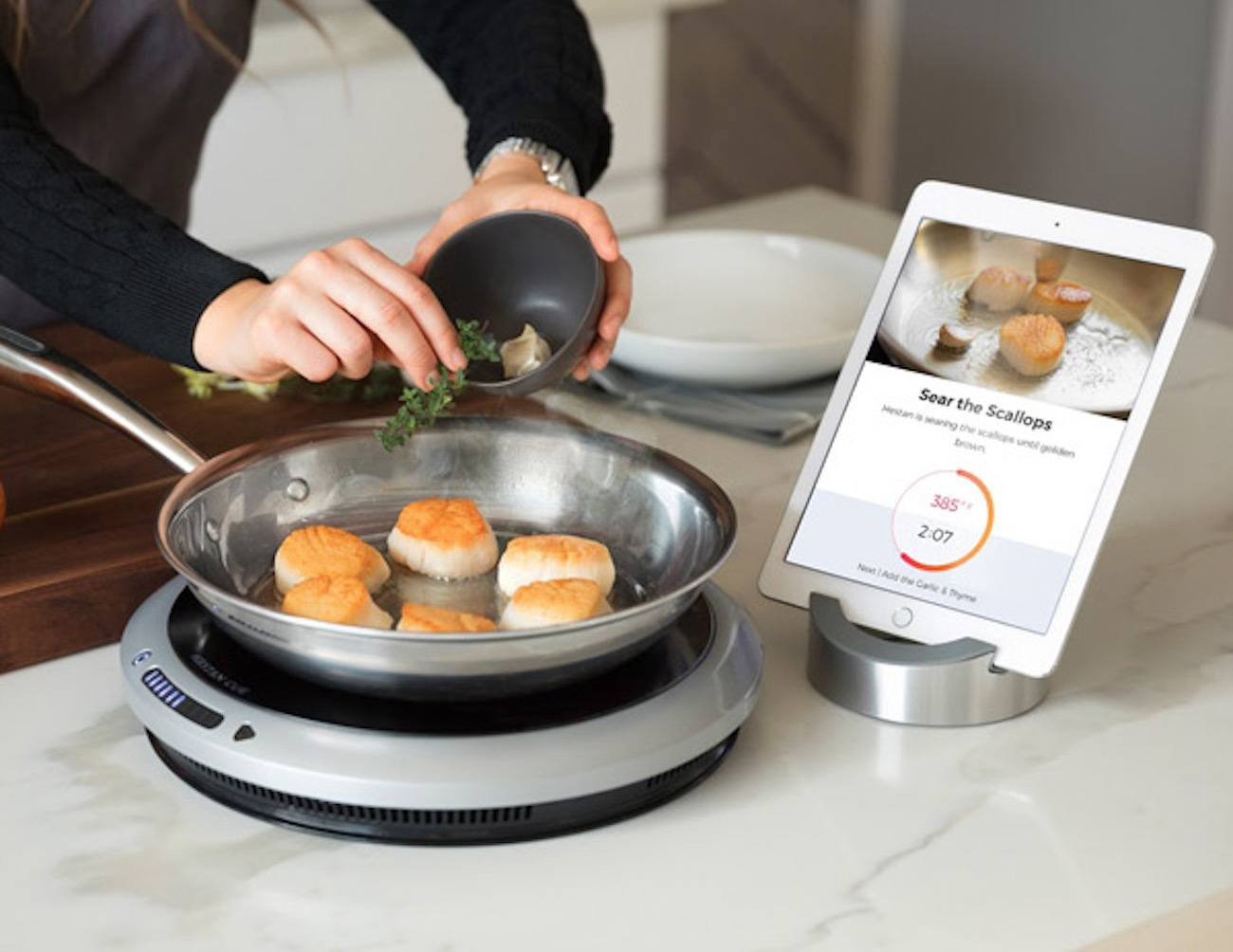 Gadget Cuisine 9 Smart Kitchen Gadgets That Cook Faster Than You Gadget Flow