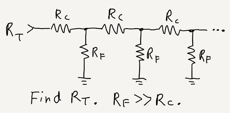 resistor ladder