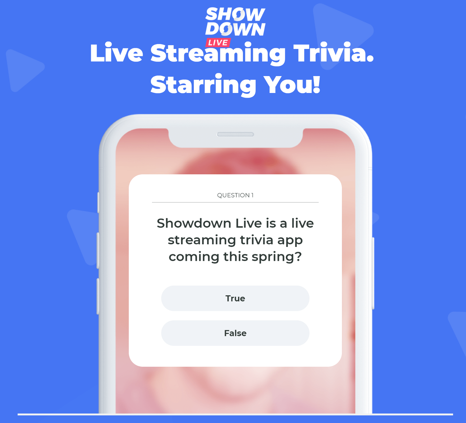 Live Hq How We Re Taking On Hq Trivia And Building The Youtube For Game