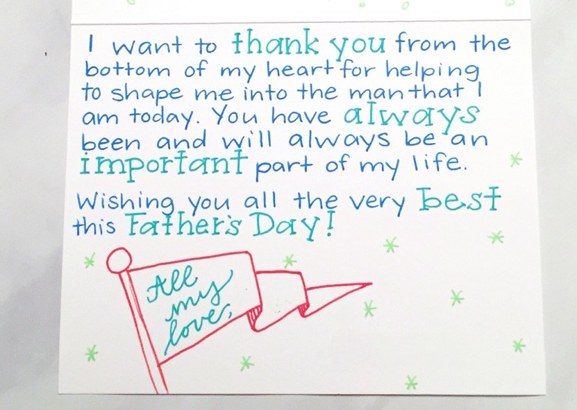 What to Write in Your Father\u0027s Day Card \u2013 Punkpost \u2013 Medium