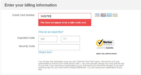 Improve Your Credit Card Form UX \u2013 Nick Babich \u2013 Medium