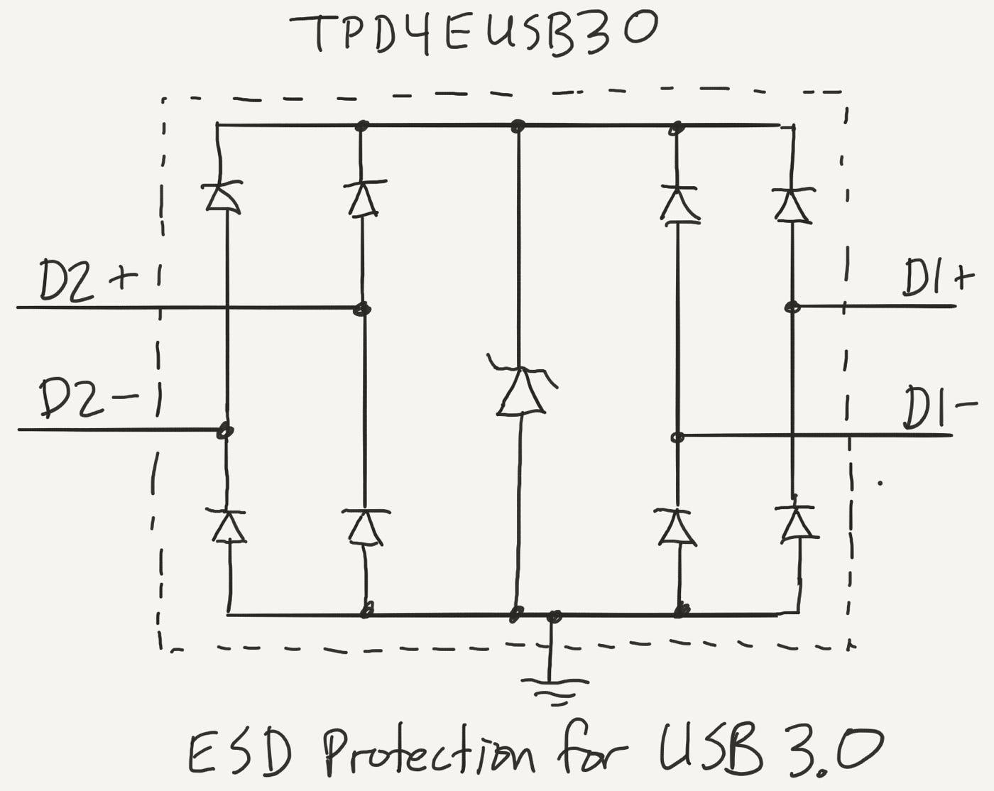 bridge diode circuit