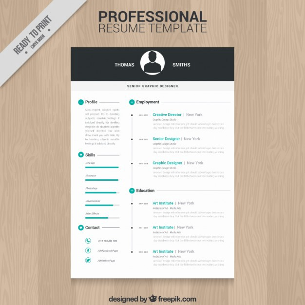 10 Resume Templates That are Worth Your Time \u2013 Creative Tim\u0027s Blog