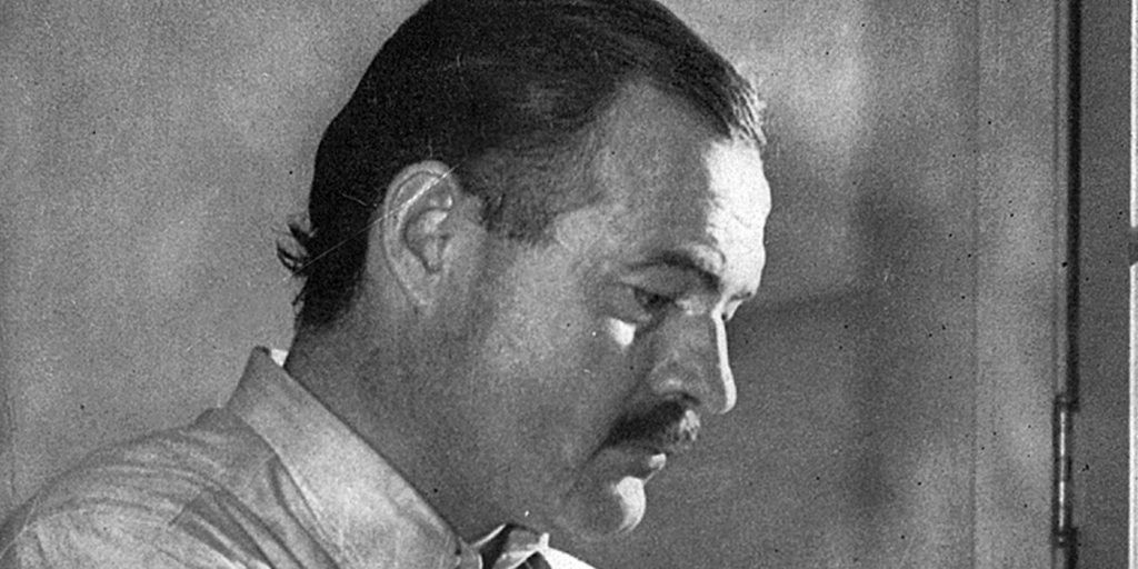 When Ernest Hemingway Nearly Gave Up On His Writing Dreams