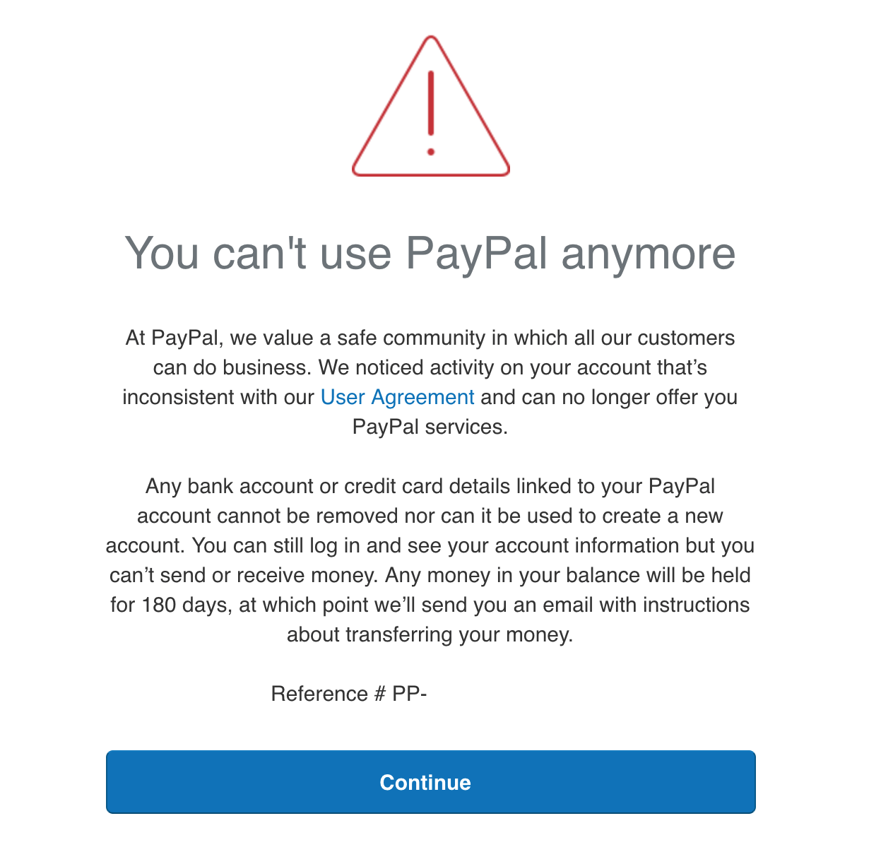 Service Clientèle Paypal Psa If You Opened Your Paypal Account Before You Were 18 Close