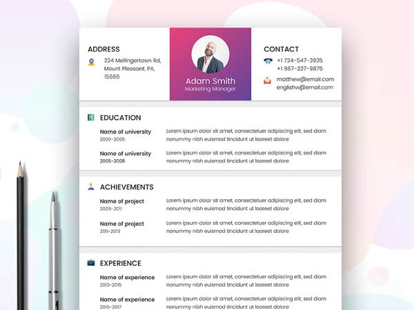 25 Free Illustrator Resume Templates for Any Job Opportunity