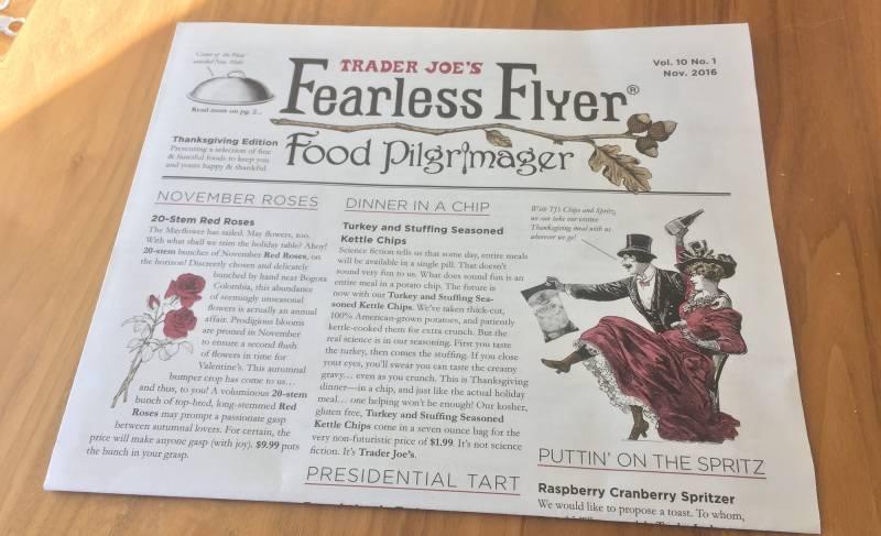 Large Of Trader Joes Flyer