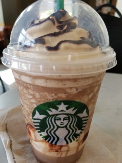 Small Of Ultra Caramel Frappuccino