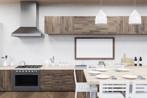 Medium Of One Wall Kitchen