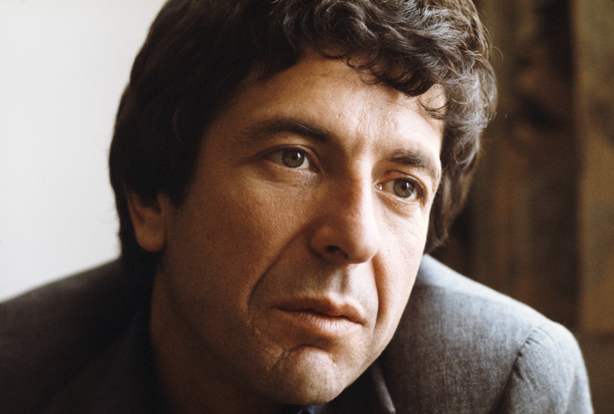 Fall In Love With Me Wallpaper A Terrified Leonard Cohen Walked Offstage In The Middle Of