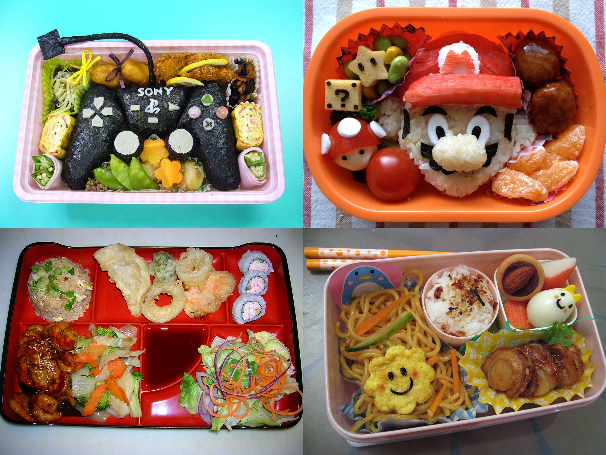 The Controversial History Of The Bento Box Timeline