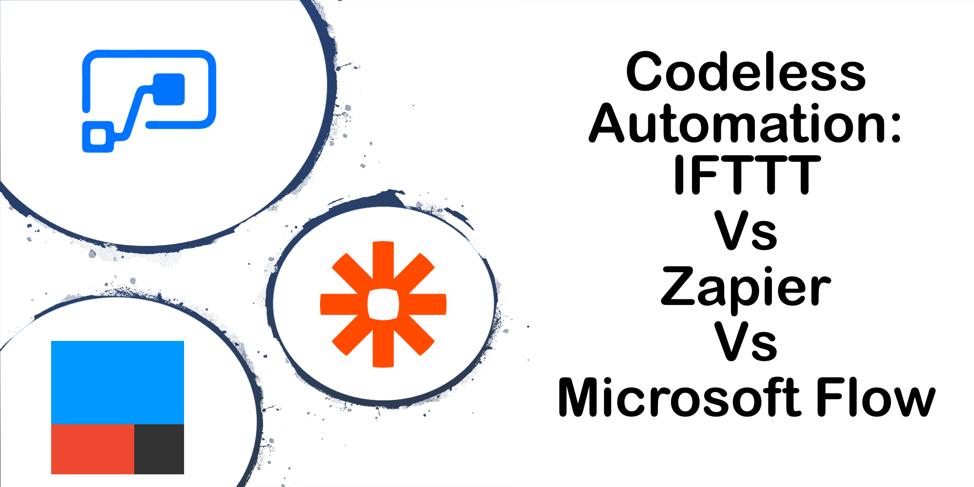 Microsoft Products Codeless Automation Ifttt Vs Zapier Vs Microsoft Flow