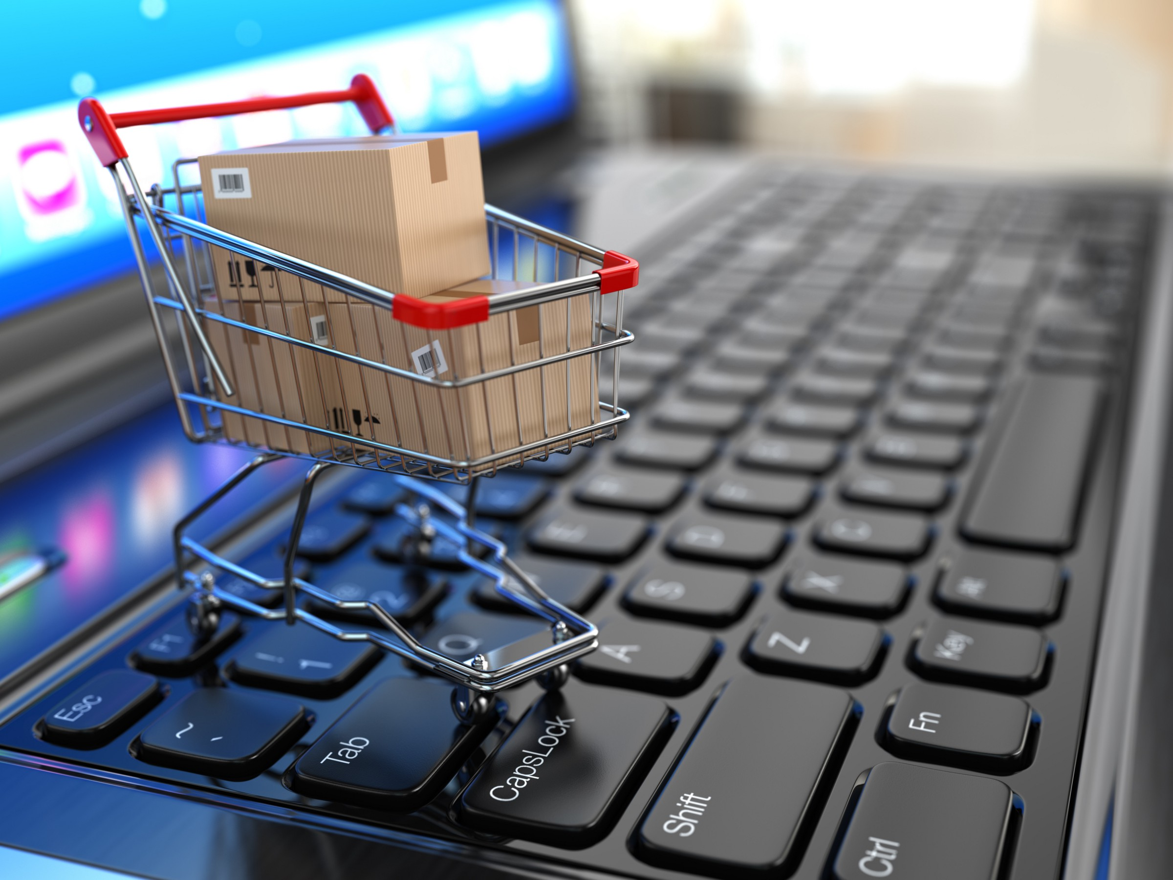 T-online.e E Commerce Seems To Be The One Industry Blockchain Hasn T Managed