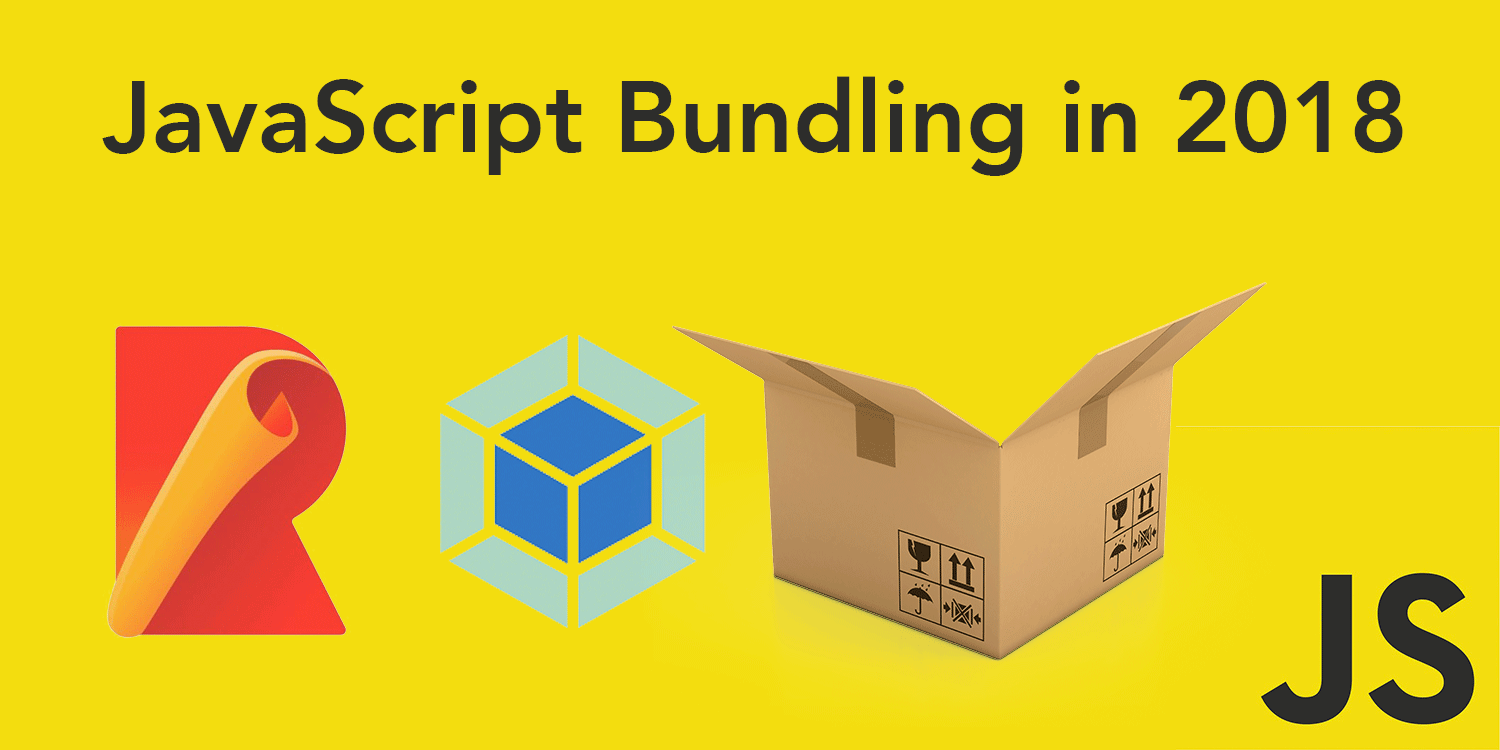 Rollup Rollup Vs Webpack Javascript Bundling In 2018 Jsdownunder Medium