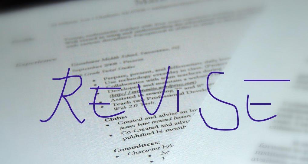 Why Every 8th-Grade Student Should Write a Résumé \u2013 BRIGHT Magazine