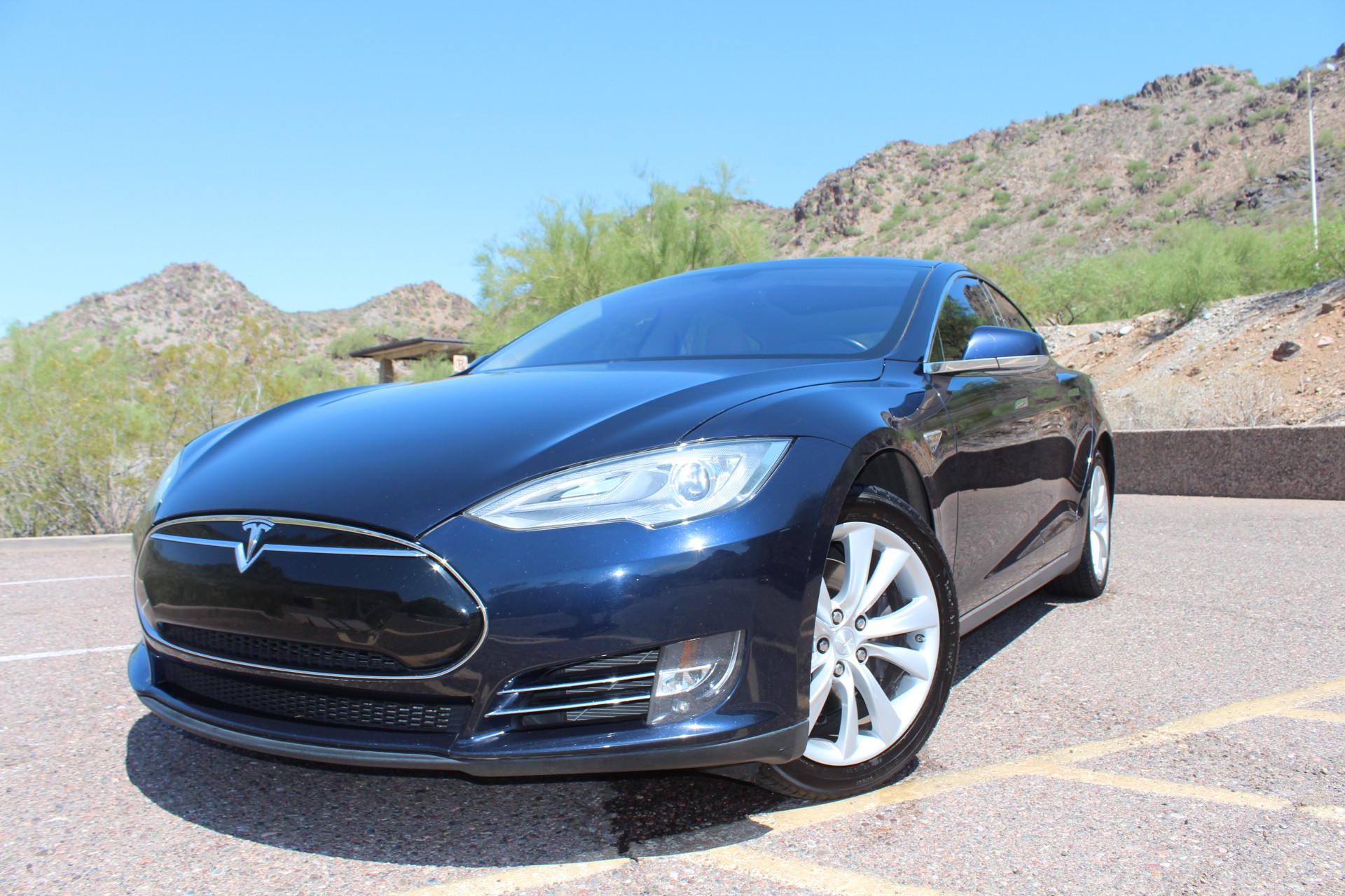 Miles And More Car Rental How I Used Abused My Tesla What A Tesla Looks Like After