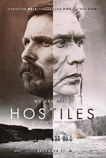 Movie Review (Hostile To) Hostiles \u2013 Josh H \u2013 Medium