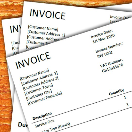 List of free invoice Templates for Freelancers \u2013 Best freelance - invoice templets