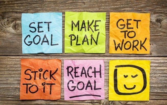 5 Ways to Accomplish Your Goals \u2013 The Startup \u2013 Medium