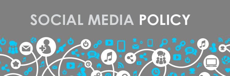 Creating a social media policy for your business \u2013 Lloyd Media