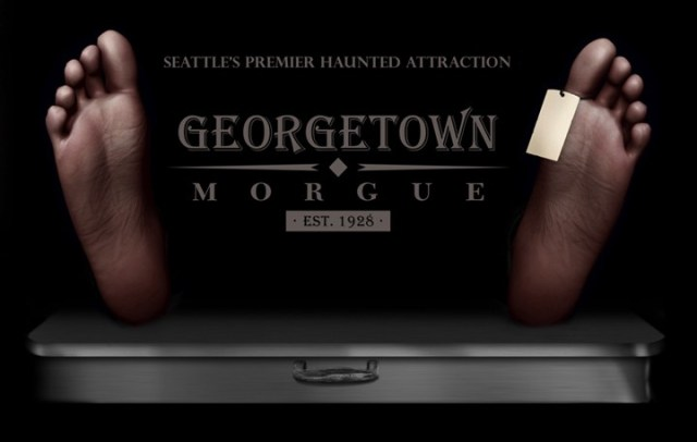 Halloween Events in Seattle - Georgetown Morgue