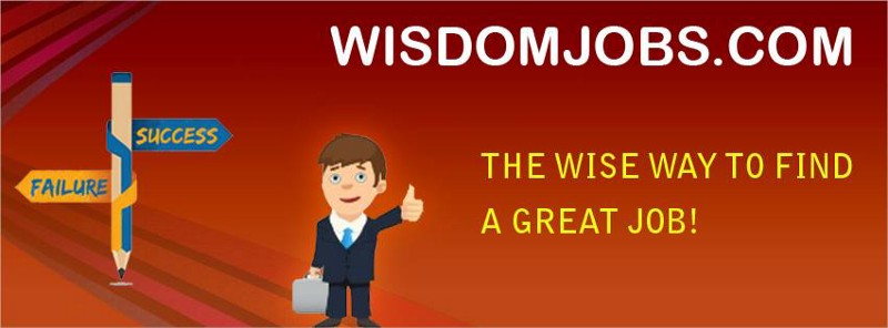 Wisdomjobs A leading job search site for all jobs - WorldNews - leading job search sites