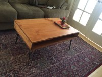 DIY Mid-Century Modern coffee table  Nadeem Khan  Medium