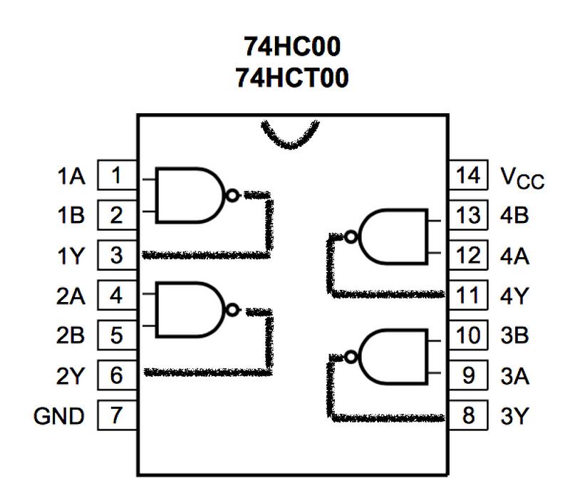 d latch logic gates