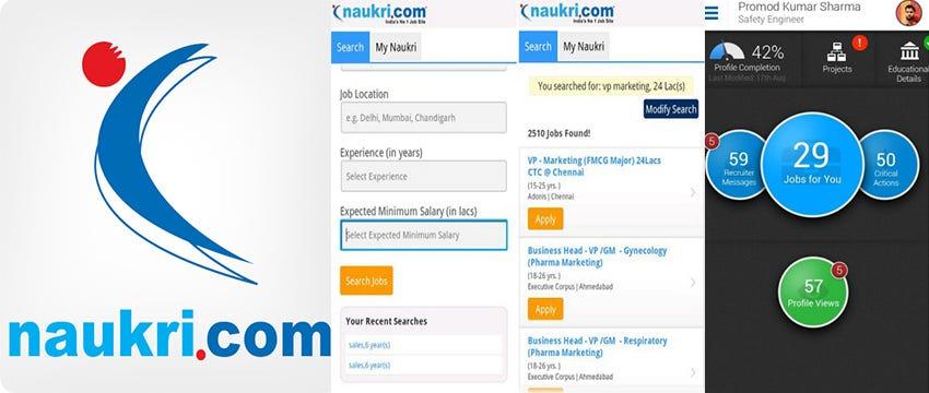 Best Android Mobile App For Finding Jobs \u2013 FloTape Post \u2013 Medium