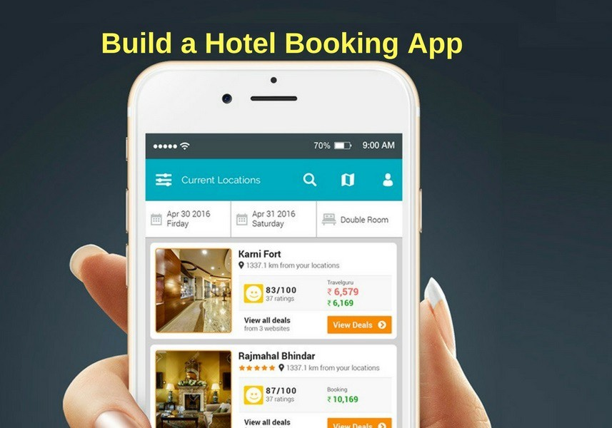 Build a Hotel Booking App Top 5 Must-Have Features - booking app