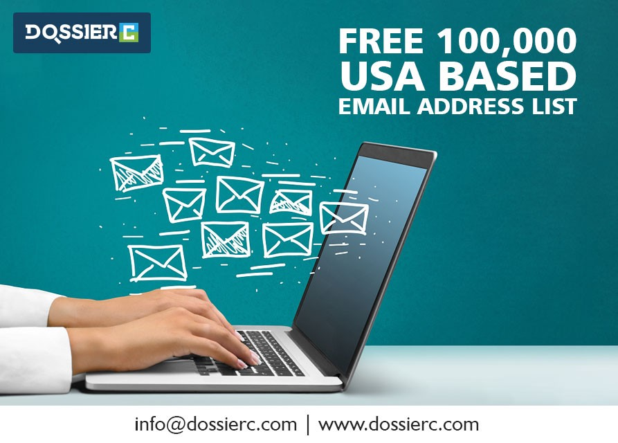 Get 2018 Free Email Database to connect with 500+ Million Emails