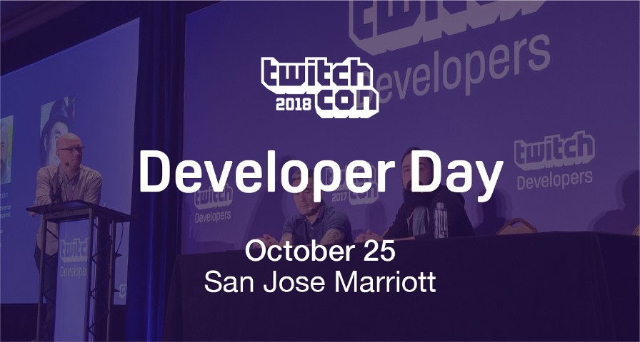 Developer \u2013 Twitch Blog