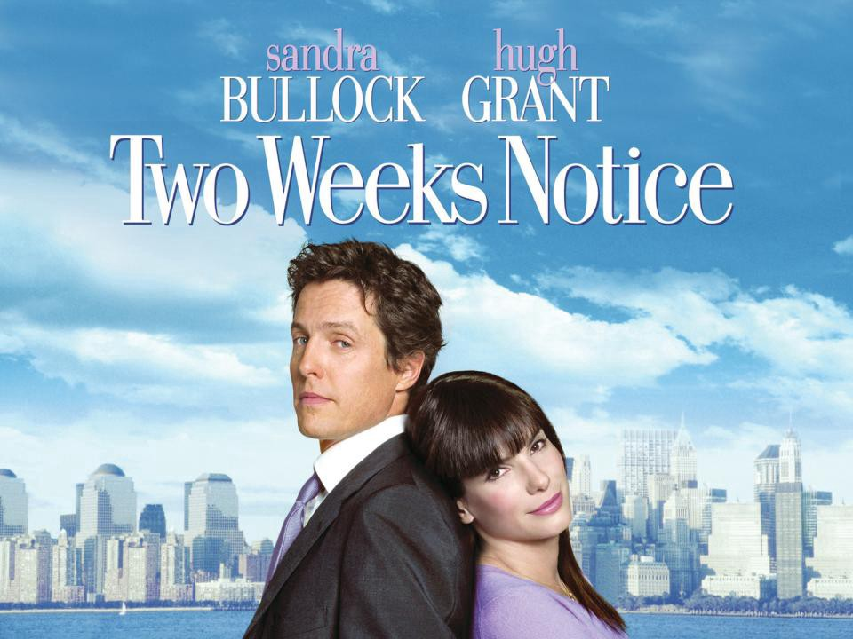 The Sandra Bullock Files #33 Two Weeks Notice (2002)