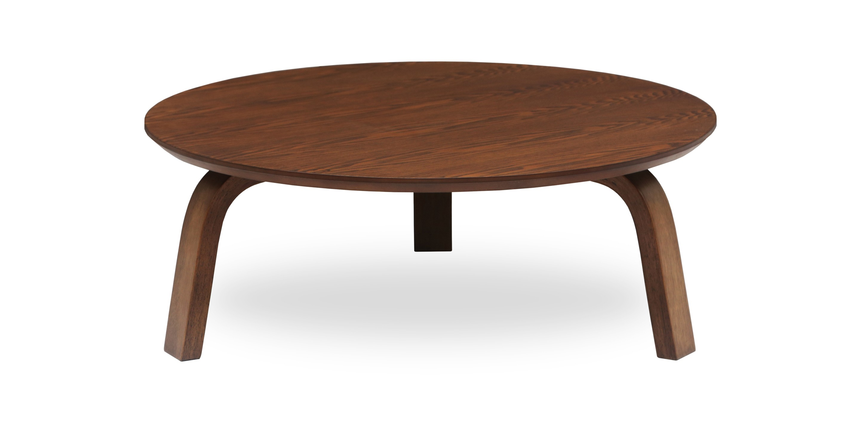 Images Of Round Coffee Tables Nes Cocoa Wood Round Coffee Table Coffee Tables