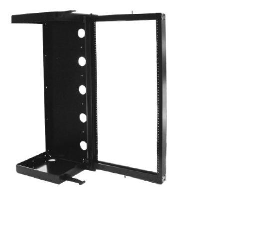 11348-519 Universal Swing Gate Wall Rack, 19\