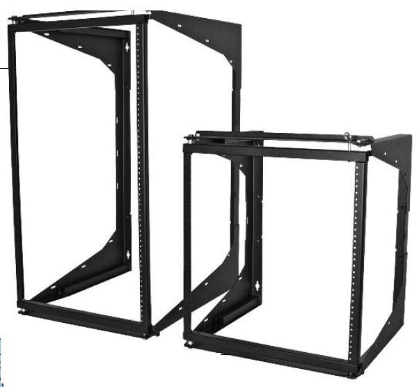 13608-718 EasySwing Wall-Mount Rack, 19\