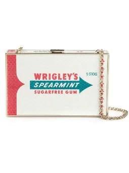 'Imperial Wrigleys' clutch
