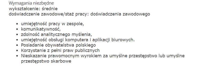 List motywacyjny do urzędu - wzór + przykłady dla urzędnika / referenta