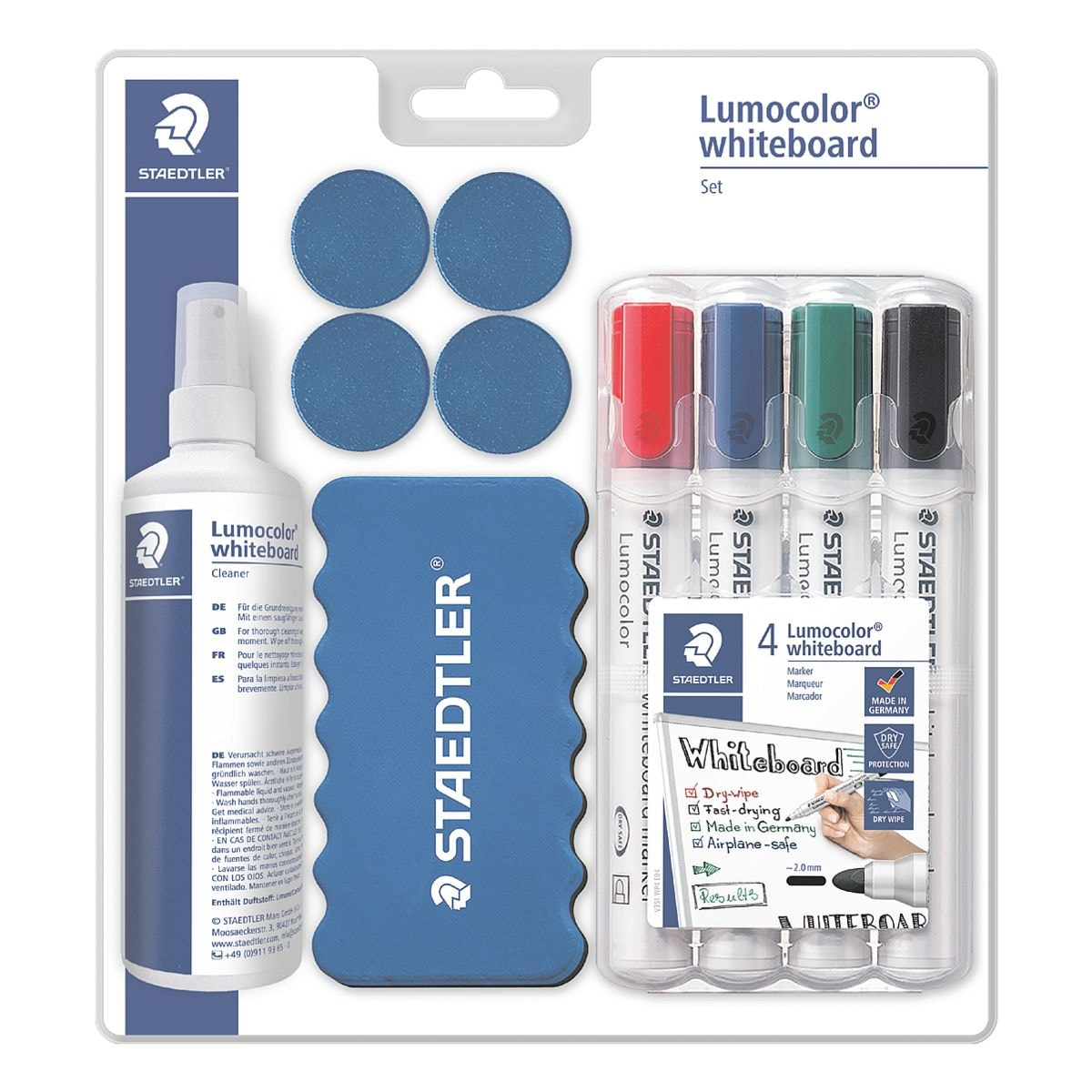 Whiteboard Günstig Staedtler Whiteboardmarker Set Lumocolor 613 S Bei