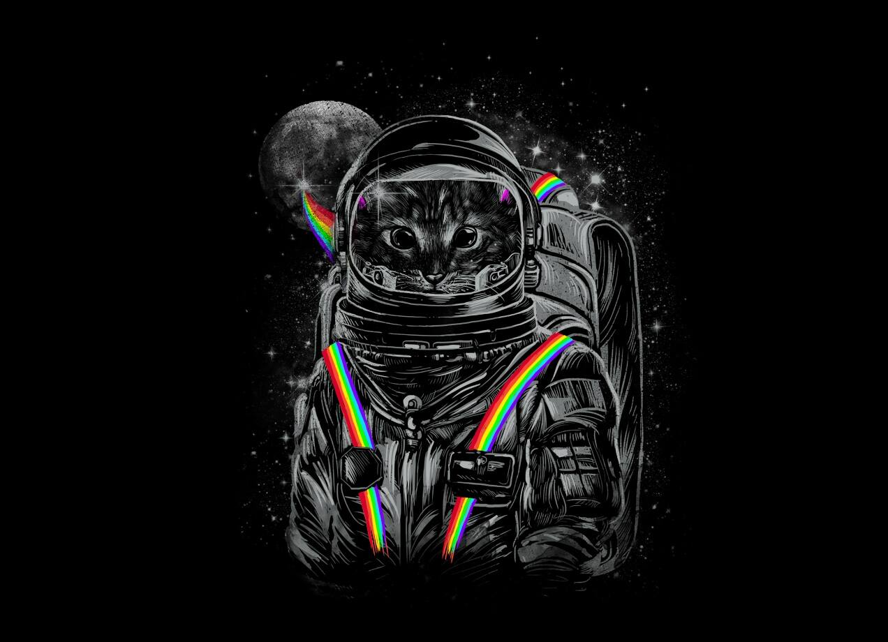 Skeleton Head Wallpaper 3d Space Mission By Dan Elijah G Fajardo Threadless