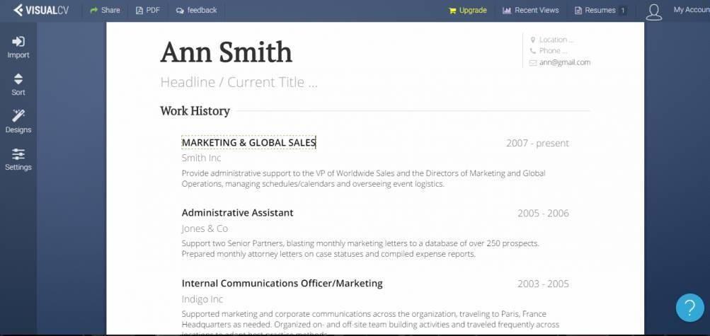 12 Best Online Resume Builders Reviewed