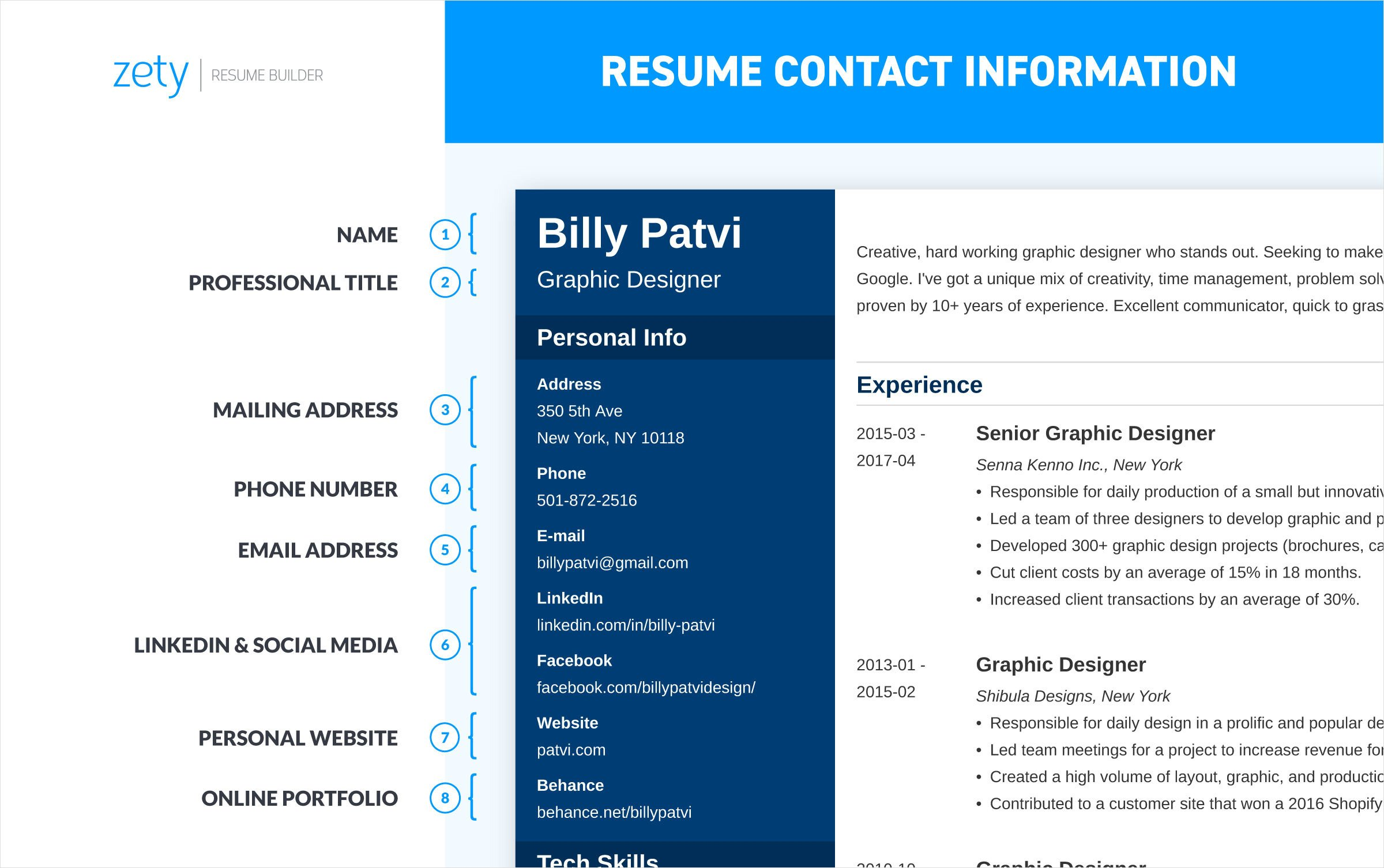 how to make a resume for a job writing guide 30 examples u0026 tips