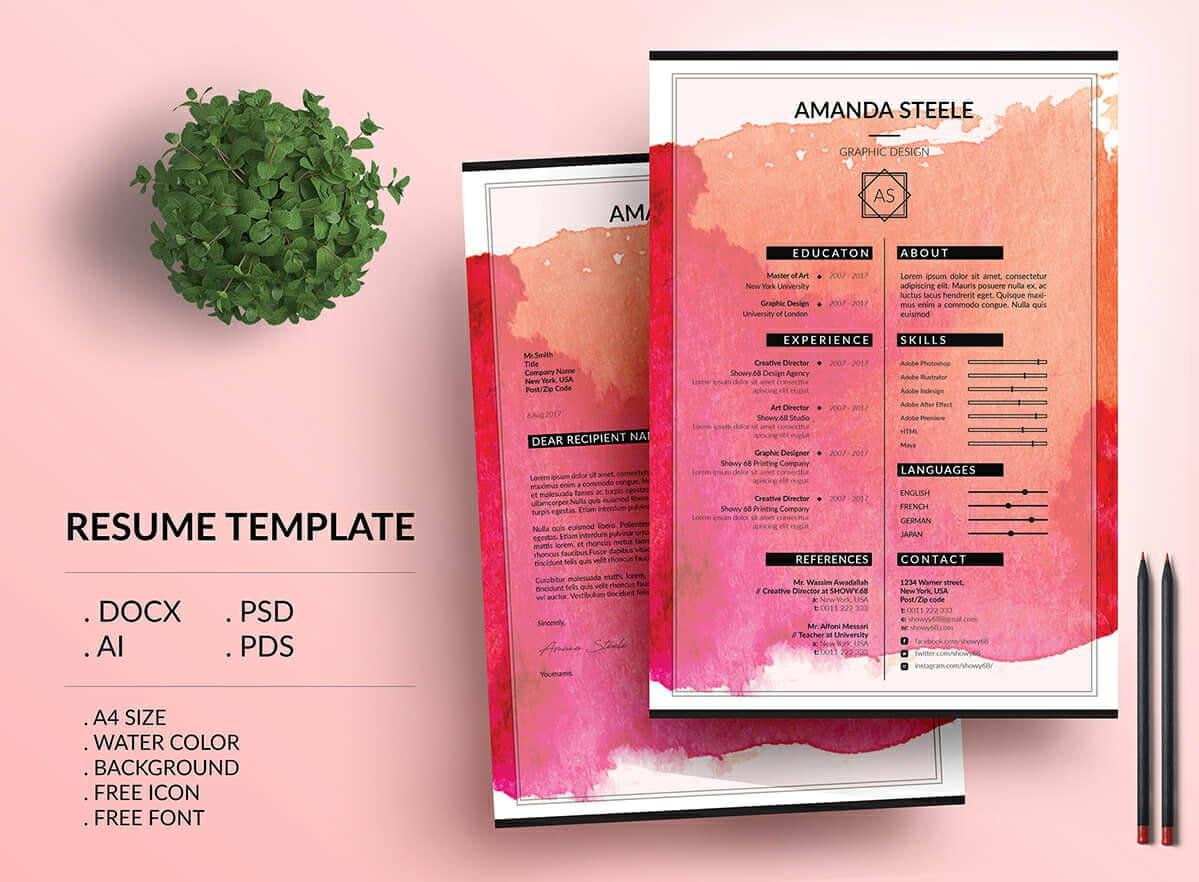 free resume templates no cost