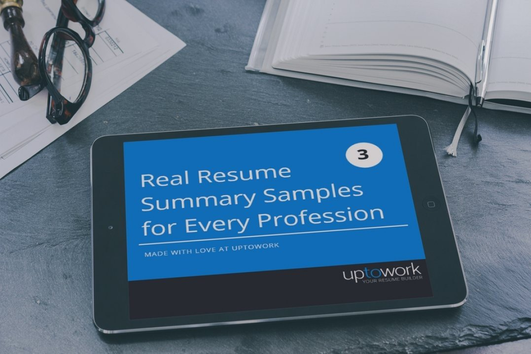 Professional Resume Summary 30 Examples of Statements +How-To