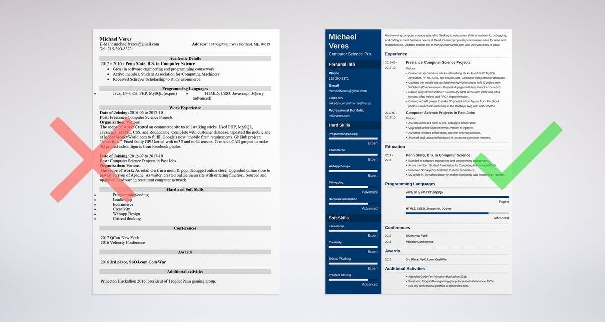 Entry-Level Resume Sample and Complete Guide +20 Examples
