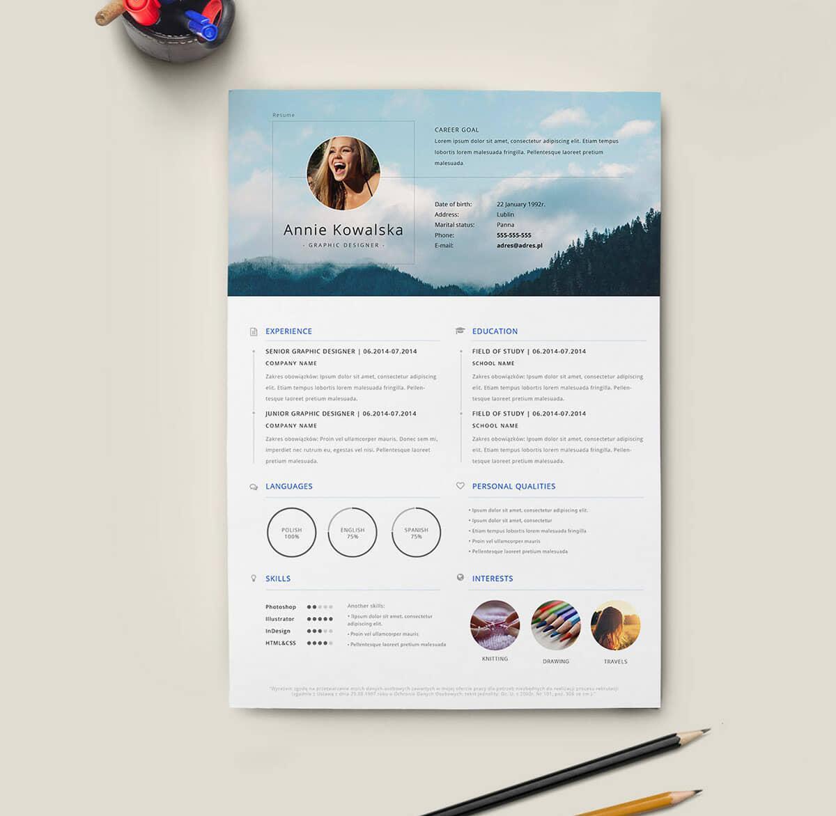 zety resume templates free download