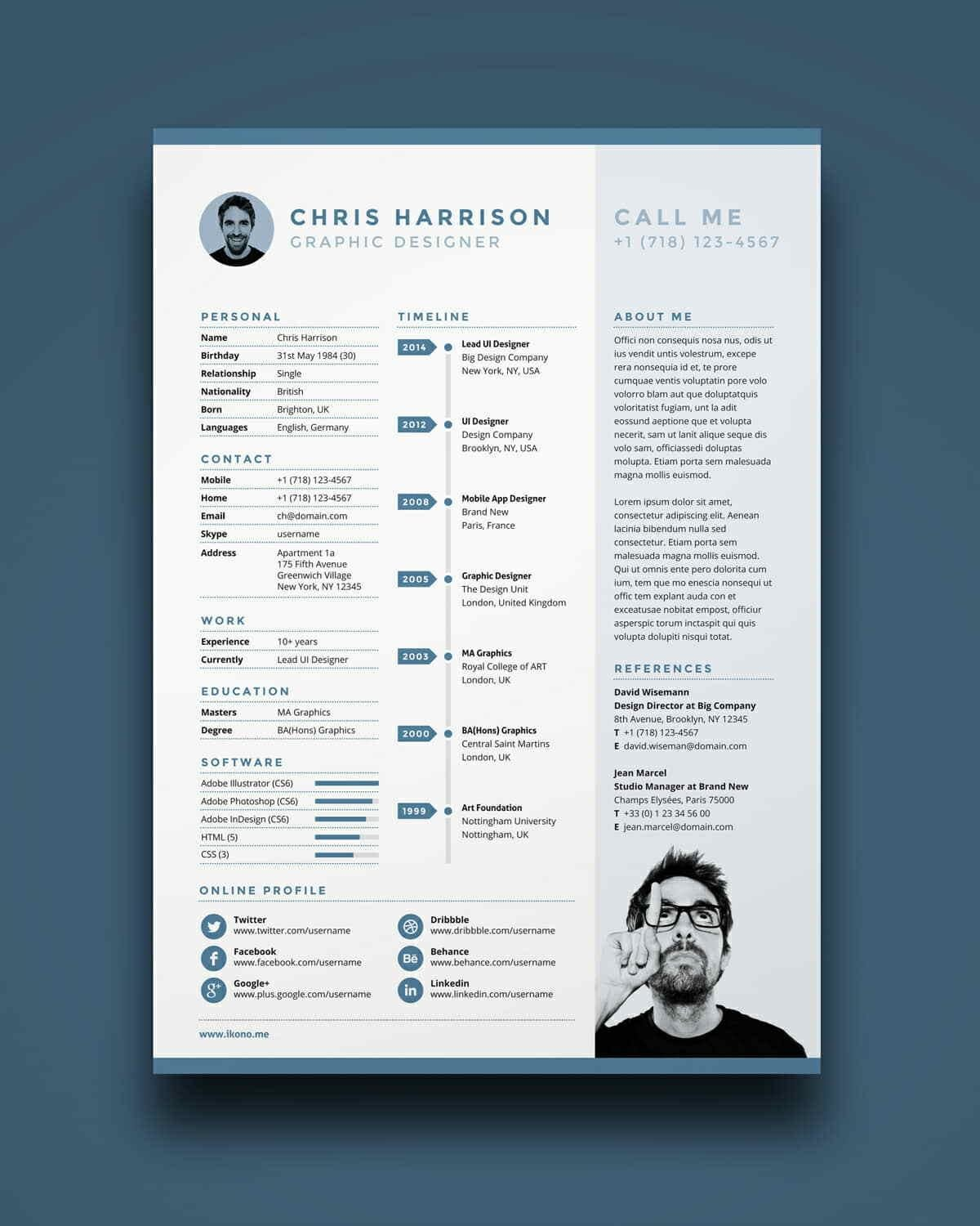 zety free resume template download