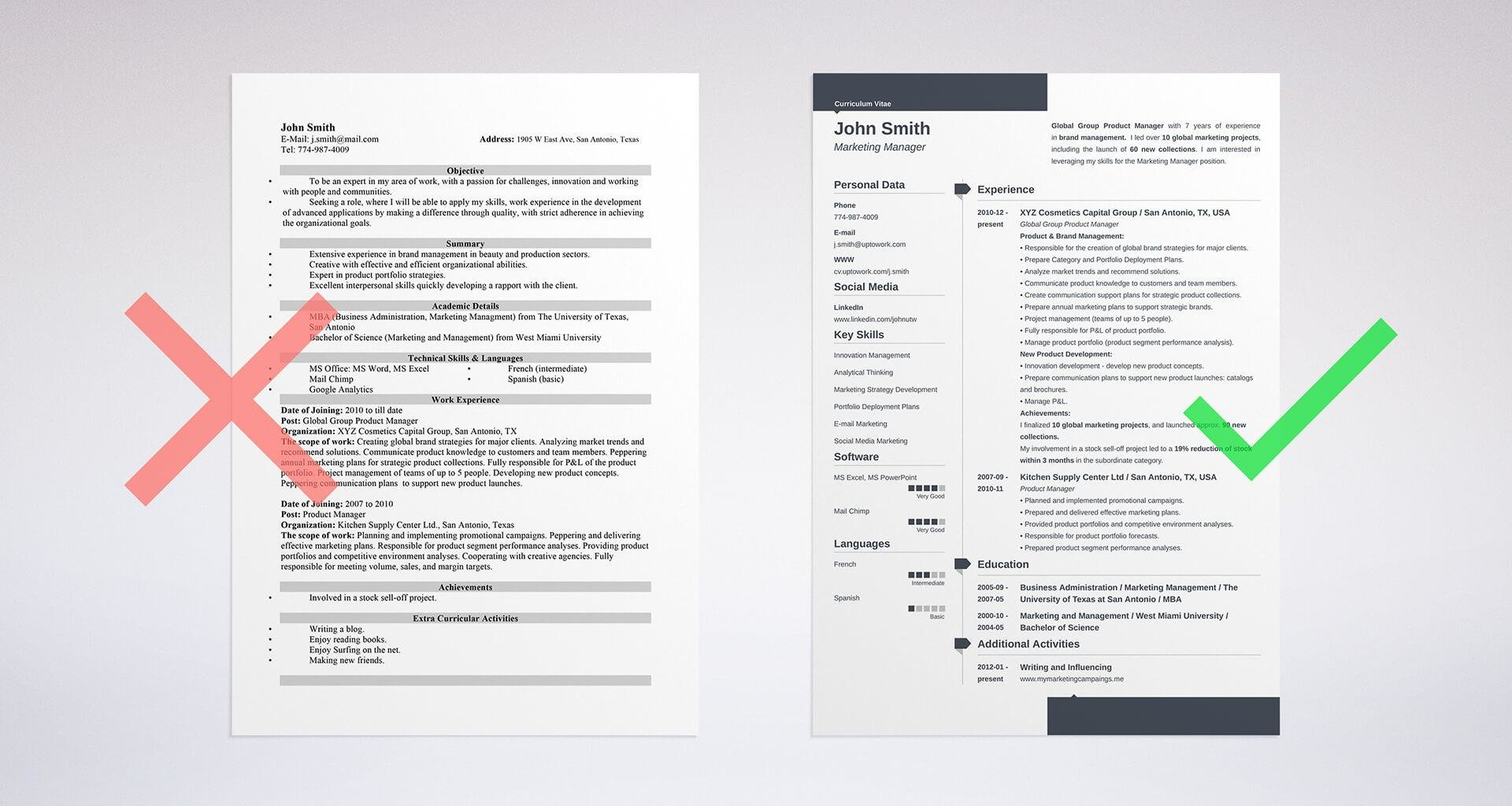 how to mention promotion in resume example